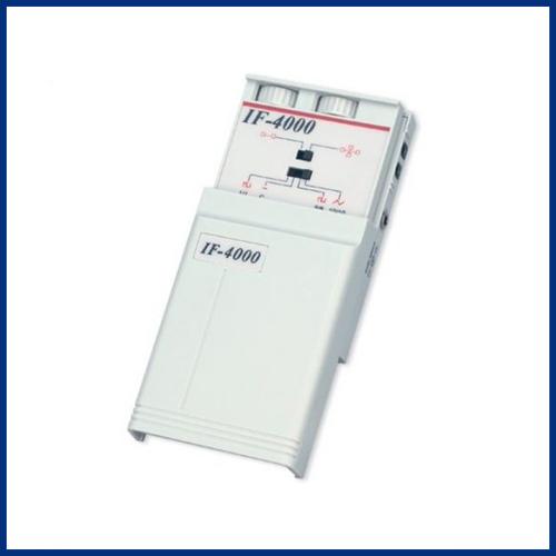 electroestimulador interferencial