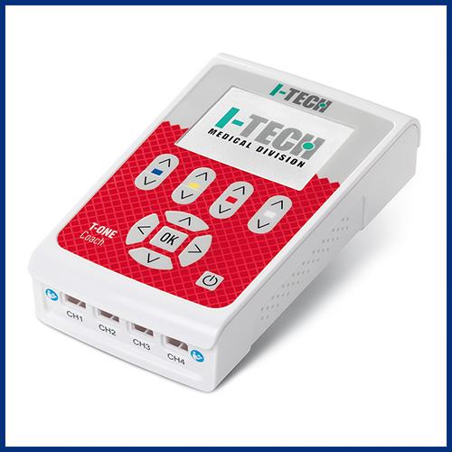 electroestimulador t-one coach